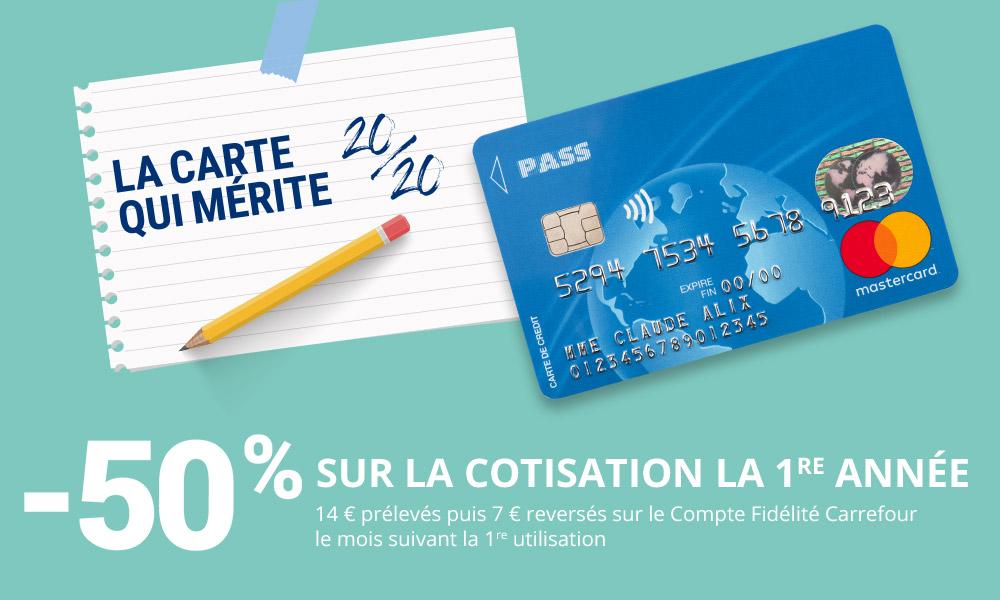 Carte Pass Carrefour Ormesson.Decouvrez Les Journees Pass Carrefour Carrefour Banque