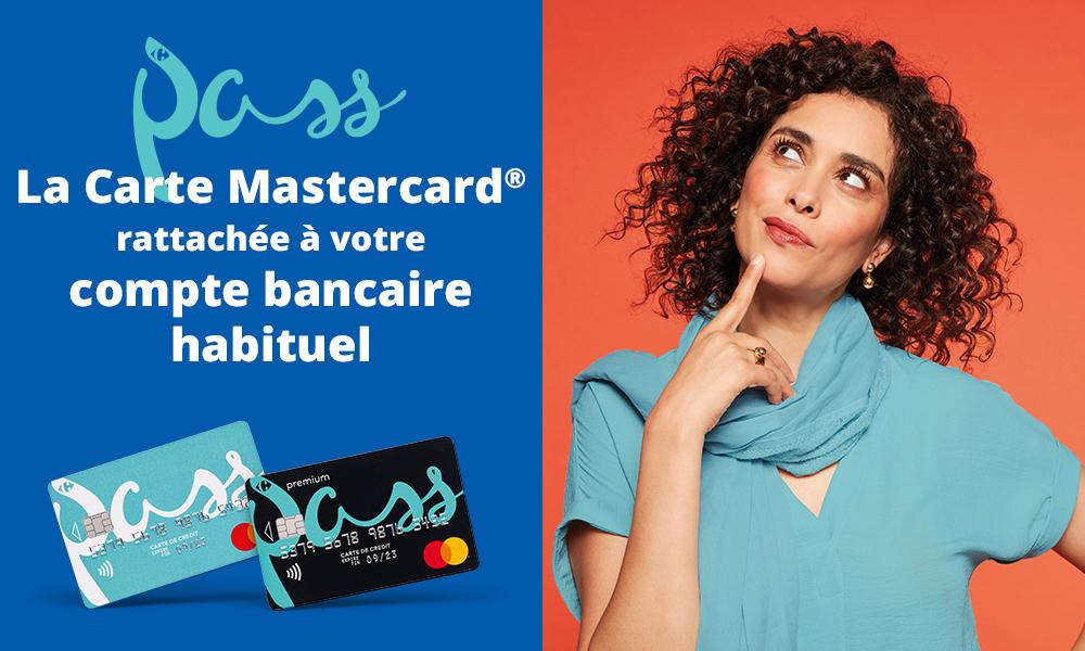 Carte Pass Paiements Retraits Etc Carrefour Banque