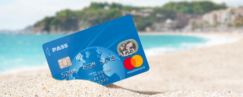 paiement et retrait carte pass à l'étranger