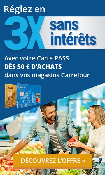 Choisissez Votre Espace Carrefour Banque