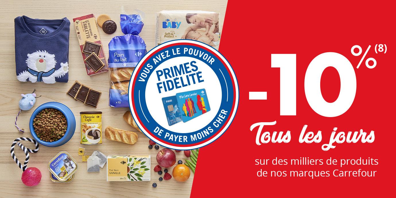 Carte Carrefour Prepayee.Carte De Credit Pass Carrefour Banque
