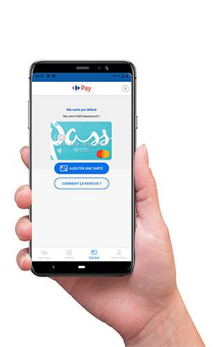 Carte Gsm Carrefour.Carrefour Pay Avec La Carte Pass Carrefour Banque