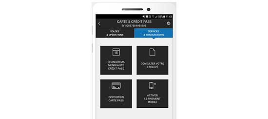 carrefour pay carte pass
