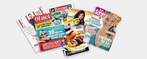 Des réductions sur vos magazines grâce à la Carte PASS